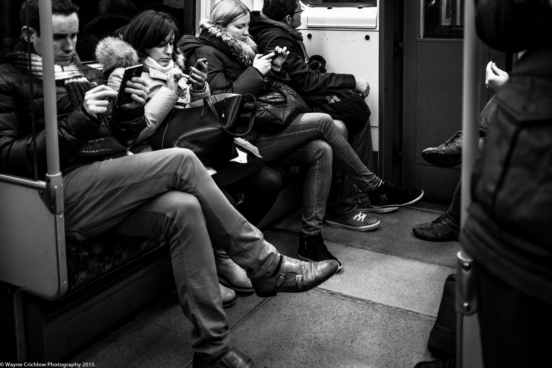 All aboard social media