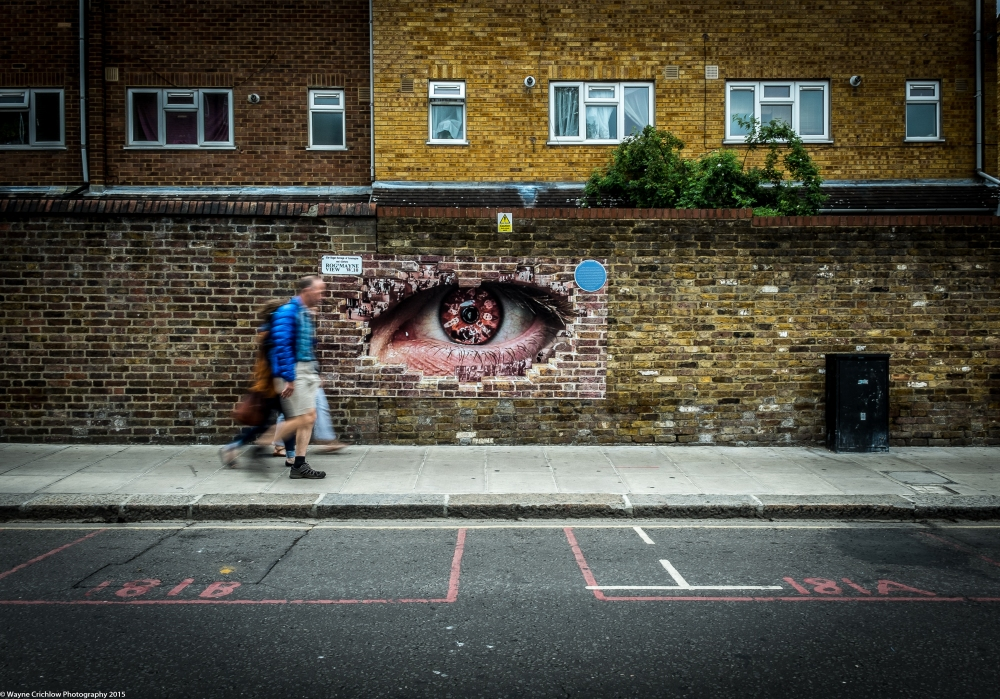 The eye on the street